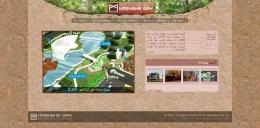 طراحی وبسایت گروه مهندسین معمار نقش دای